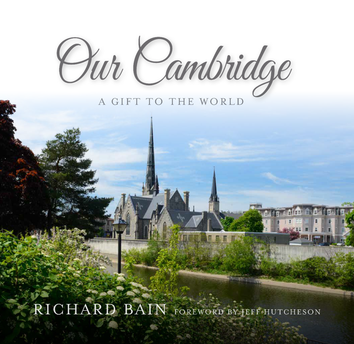 Our Cambridge Cover